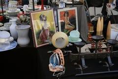 Mercado de pulga fotos de stock royalty free