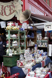 Mercado de pulgas. Imagen de archivo