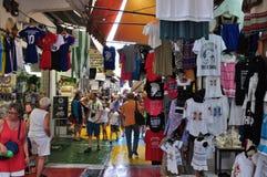 Mercado de pulgas Foto de archivo libre de regalías