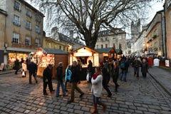 Mercado de rua Imagens de Stock Royalty Free