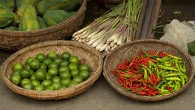 Mercado de rua Hoi Imagens de Stock Royalty Free