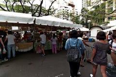 Mercado de sábado Fotos de archivo