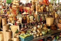 Mercado de Sibu Fotos de Stock