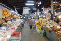 Mercado de Tailândia Fotos de Stock