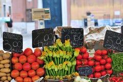 Mercado de Venecia Imagen de archivo
