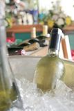 Mercado de vinos Fotos de archivo libres de regalías