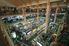 Mercado de Warorot Imagen de archivo