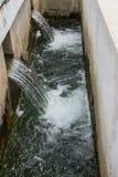 Mercado del agua Imágenes de archivo libres de regalías