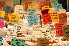Mercado del alimento imagen de archivo libre de regalías
