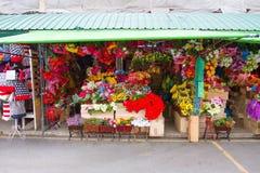 Mercado del fin de semana de Chatuchak Foto de archivo libre de regalías
