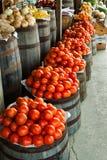 Mercado del granjero Foto de archivo libre de regalías