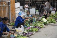 Mercado del granjero Fotografía de archivo