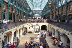 Mercado del jardín de Covent Fotos de archivo libres de regalías