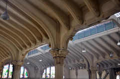 Mercado del Municipal de São Pablo Imagen de archivo