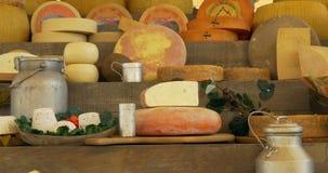 Mercado del queso metrajes