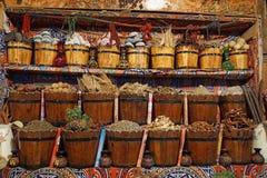 Mercado del sice de Egipto Imagen de archivo
