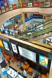 Mercado del teléfono móvil Imagen de archivo