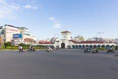 Mercado del thanh de Ben Foto de archivo