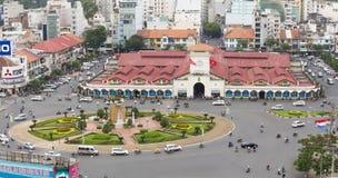Mercado del thanh de Ben Imagen de archivo