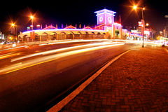 Mercado del thanh de Ben Imagen de archivo libre de regalías
