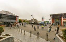 Mercado del trapo de la plaza de toros imagenes de archivo