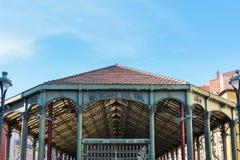 Mercado del Val, Valladolid Photos stock