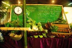 Mercado do Cararibe Fotografia de Stock Royalty Free