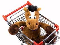 Mercado do cavalo Imagens de Stock Royalty Free