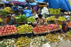 Mercado do KR em Bangalore! Imagem de Stock Royalty Free