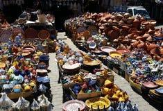 Mercado do leste fotografia de stock royalty free
