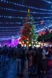 Mercado do Natal imagem de stock