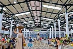 Mercado doet livramento Stock Fotografie