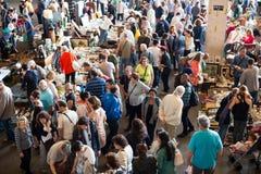 Mercado dos vells de Encants Fotografia de Stock