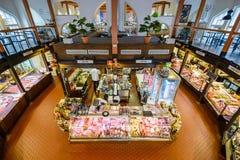 Mercado em Helsínquia foto de stock royalty free