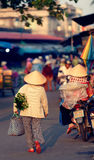 Mercado em Hoi An foto de stock royalty free