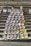 Mercado em Perugia fotos de stock royalty free