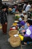 Mercado em Tailândia. Fotos de Stock