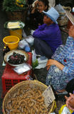 Mercado em Tailândia. Imagens de Stock