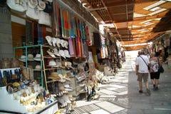 Mercado en África Fotografía de archivo libre de regalías