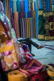 Mercado en Agadir, Marruecos Fotografía de archivo