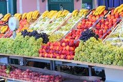Mercado en Croatria imagen de archivo libre de regalías