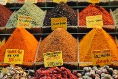 Mercado en Estambul imagen de archivo