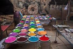 Mercado en la India fotos de archivo libres de regalías