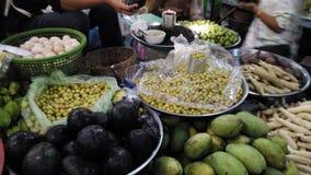 Mercado en Siem Reap Imagen de archivo libre de regalías