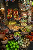 Mercado en Tailandia Fotografía de archivo libre de regalías