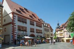 Mercado Gotha Fotografía de archivo libre de regalías