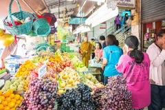 Mercado Hat Yai de Kim Yong Imagen de archivo