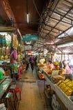 Mercado Hat Yai de Kim Yong Fotos de archivo libres de regalías