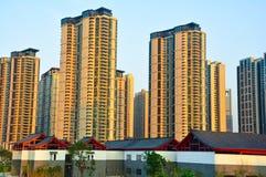 Mercado imobiliário, bens imobiliários Fotografia de Stock Royalty Free