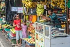 Mercado indiano Imagens de Stock Royalty Free